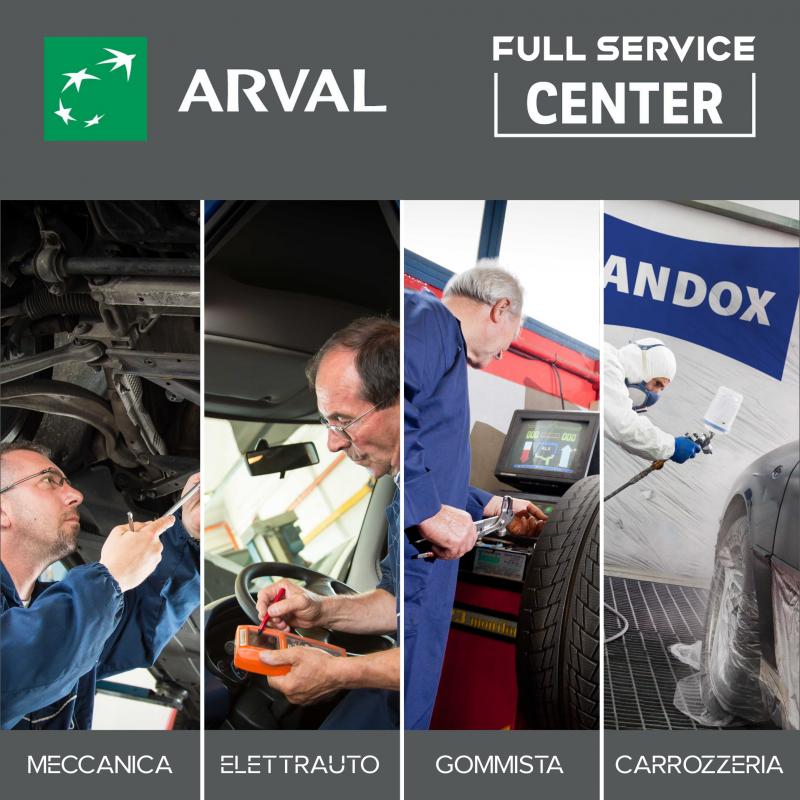 ARVAL Full Service Center